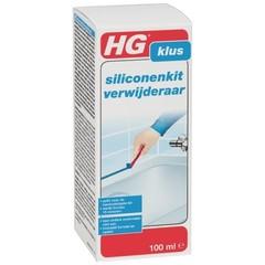 HG Siliconen kit verwijderaar (100 ml)