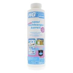 HG Vochtvanger korrels geparfumeerd navul (450 gram)