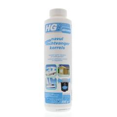 HG Vochtvanger korrels ongeparfumeeld navul (450 gram)