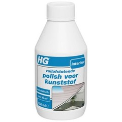 HG Vuilafstotende polish voor kunststof (250 ml)