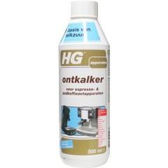 HG Ontkalker espresso & padkoffieapparaat melkzuur (500 ml)