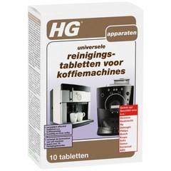 HG Reinigingstablet koffiemachine (10 stuks)