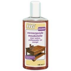 HG Meubelolie notenhout verzorgend (140 ml)
