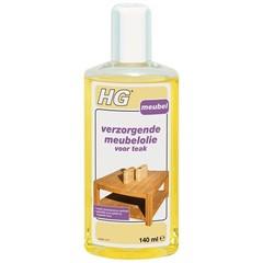 HG Meubelolie teakhout verzorgend (140 ml)