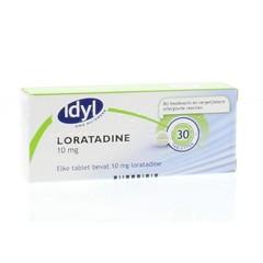Idyl Loratadine 10 mg hooikoorts (30 tabletten)