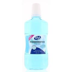 Idyl Mondwater frisse mint (500 ml)