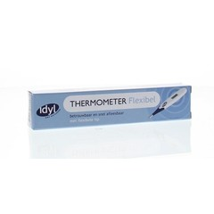 Idyl Thermometer met flexibele punt (1 stuks)