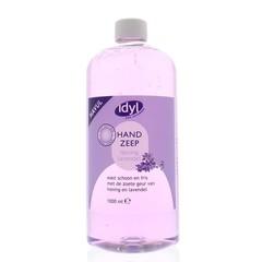 Idyl Handzeep honing/lavendel navul (1 liter)