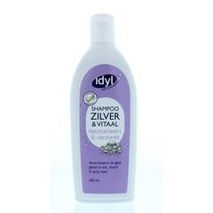 Idyl Shampoo zilver & vitaal (300 ml)
