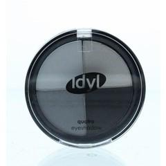 Idyl Eyeshadow quatro CES 103 grijstinten (1 stuks)