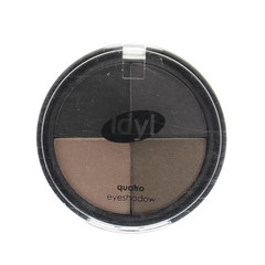 Idyl Eyeshadow quatro CES 104 grijs/bruin (1 stuks)
