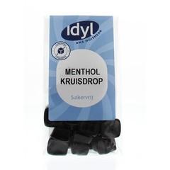 Idyl Menthol kruisdrop suikervrij (110 gram)