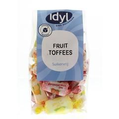 Idyl Fruittoffees suikervrij (110 gram)