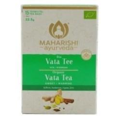 Maharishi Ayurv Vata theezakjes bio (15 zakjes)