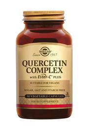 Solgar Solgar Quercetin Complex 100 plantaardige capsules