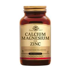 Solgar Calcium Magnesium + Zinc Tab 0521 (250St)