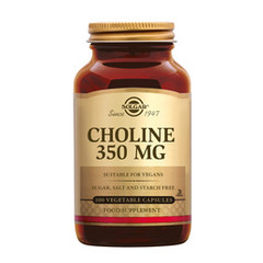 Solgar Choline Vc 0830 (100St) VSR2087