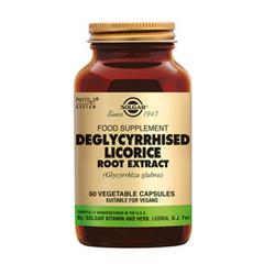 Solgar Deglycyrrhised Licorice Root Vc 4118 (60St) VSR2104