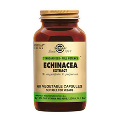 Solgar Echinacea Root Extract Vc 4122 (60St) VSR2119