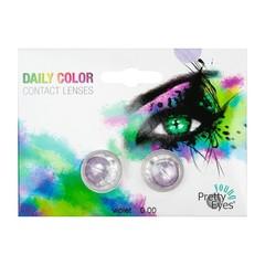 Pretty Eyes 1 Dag-lenzen violet