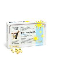 Bio vitamine D3 25 mcg 1000IE (120 caps)
