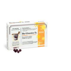 Bio-Vitamine D3 3000IE D pearls (80 caps)