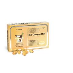 Bio omega 3 & 6 (90 caps)