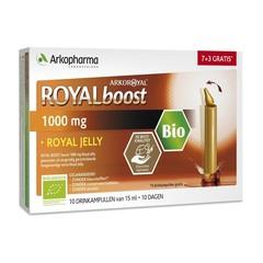 Royal Boost Royal Jelly boost (7 + 3) 15 ml per ampul (10 ampullen)