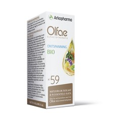 Olfae olie 'Ontspanningsmix Bio' 59