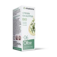Olfae olie 'Citroen Eucalyptus Bio' 06