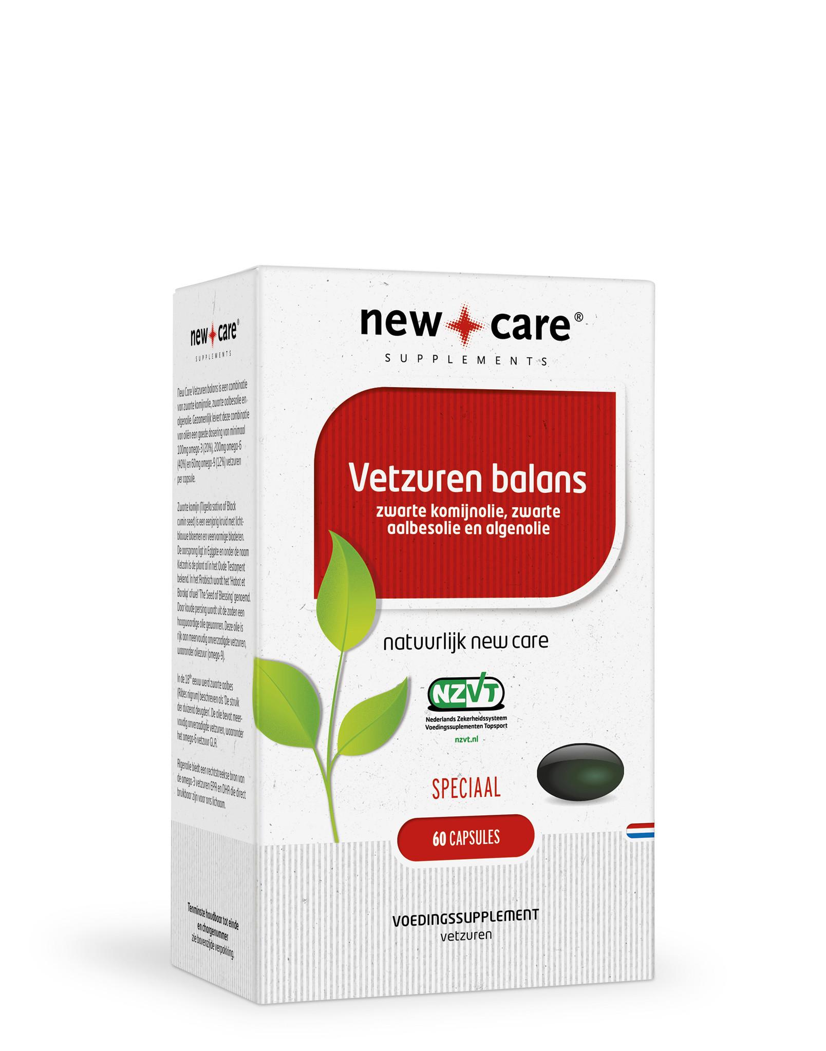 Vetzuren balans (60 capsules)