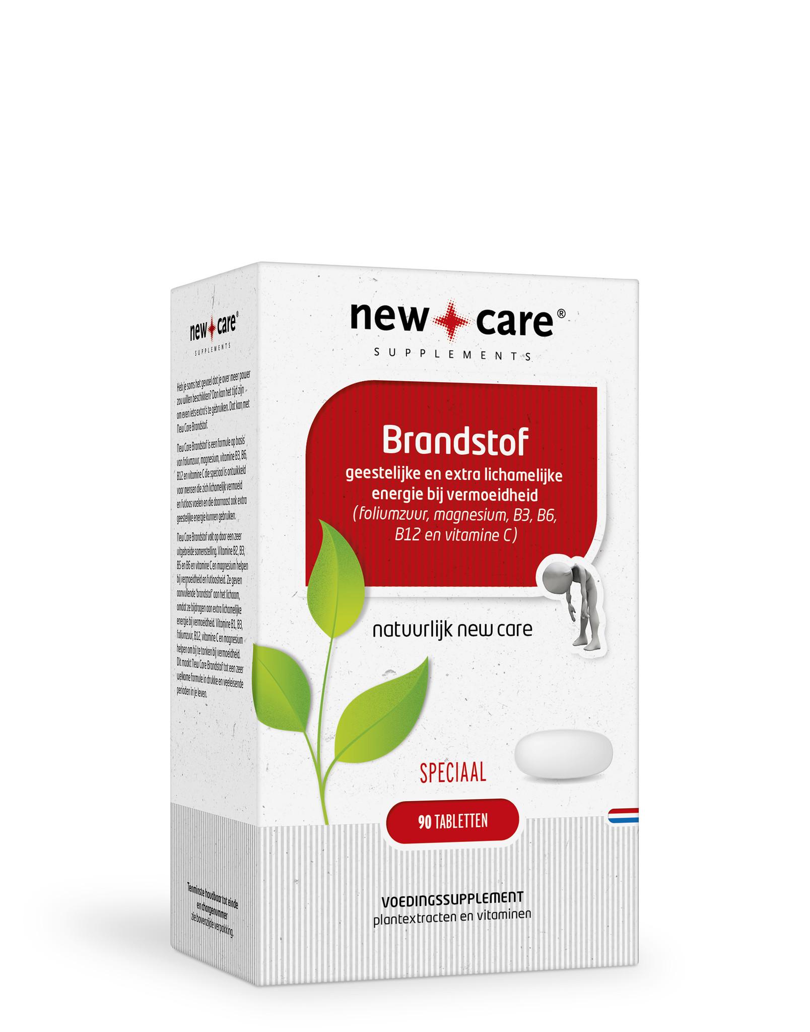 Brandstof (90 capsules)