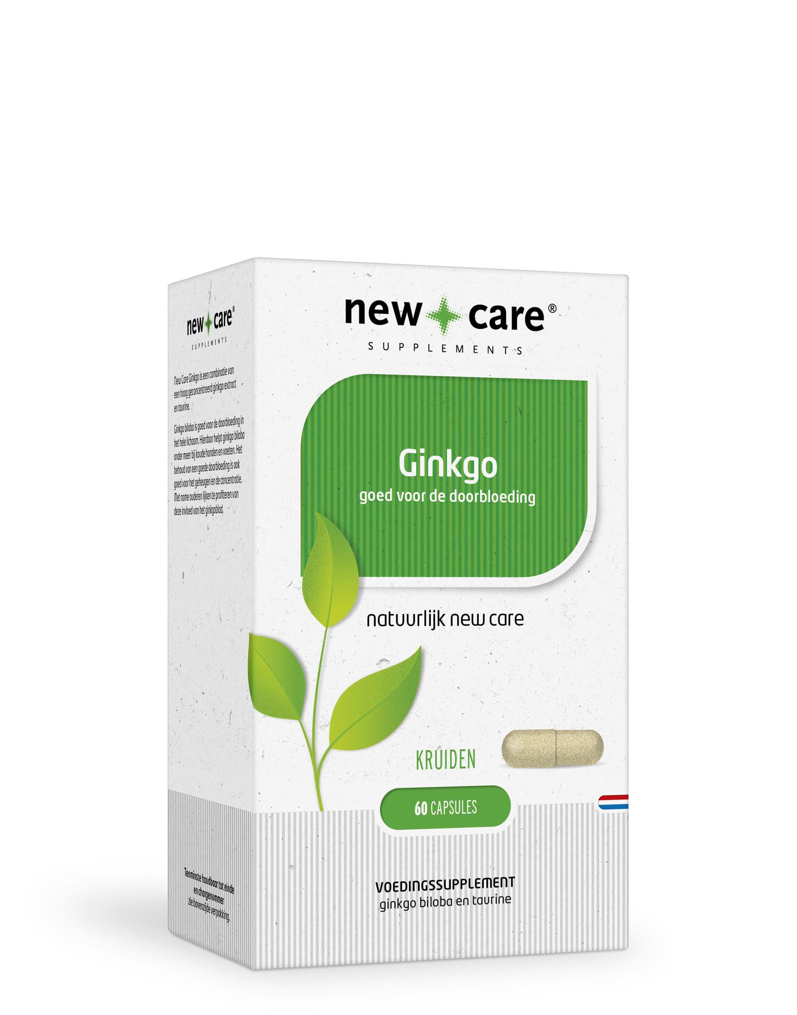 Ginkgo (60 capsules)