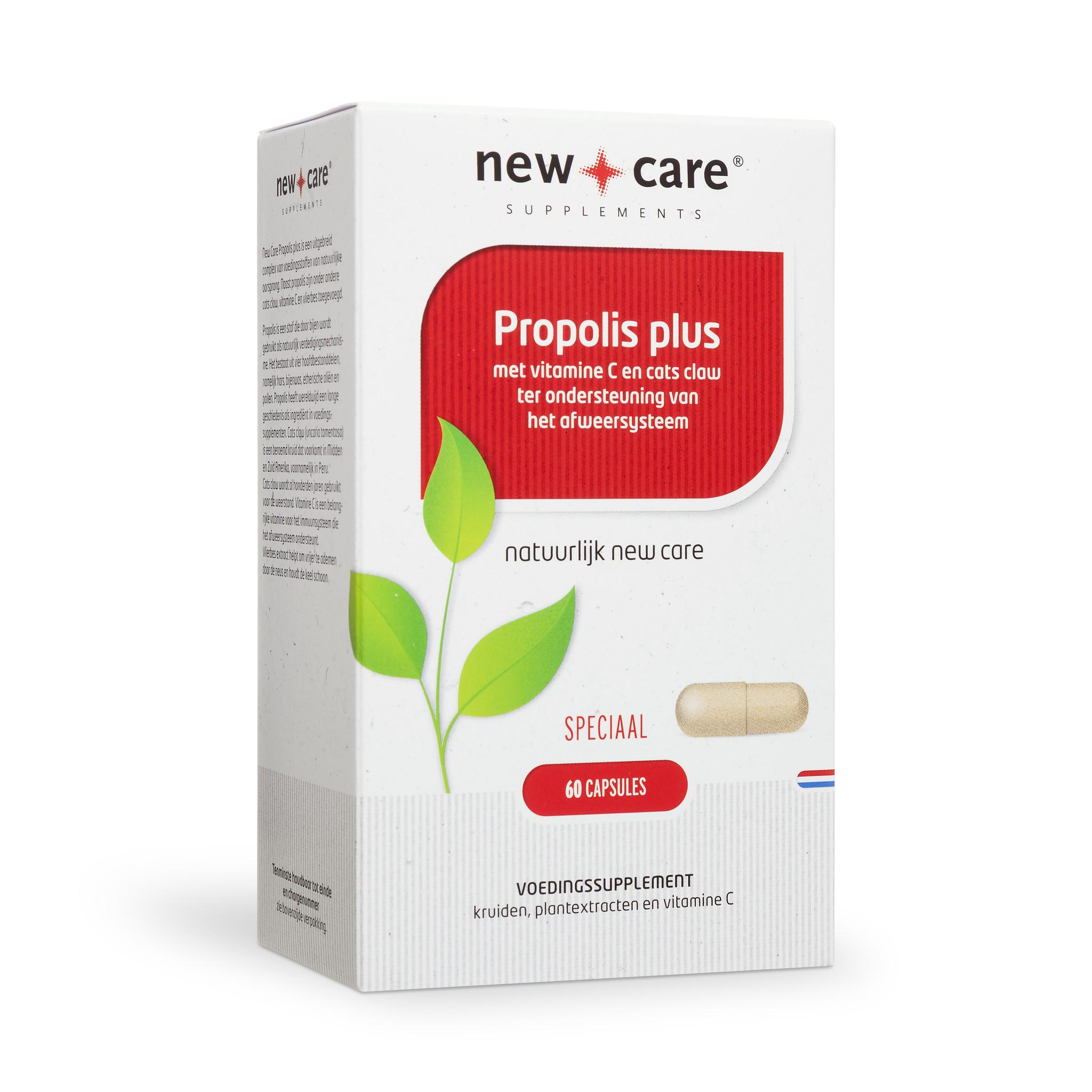 Propolis Plus (60 capsules)