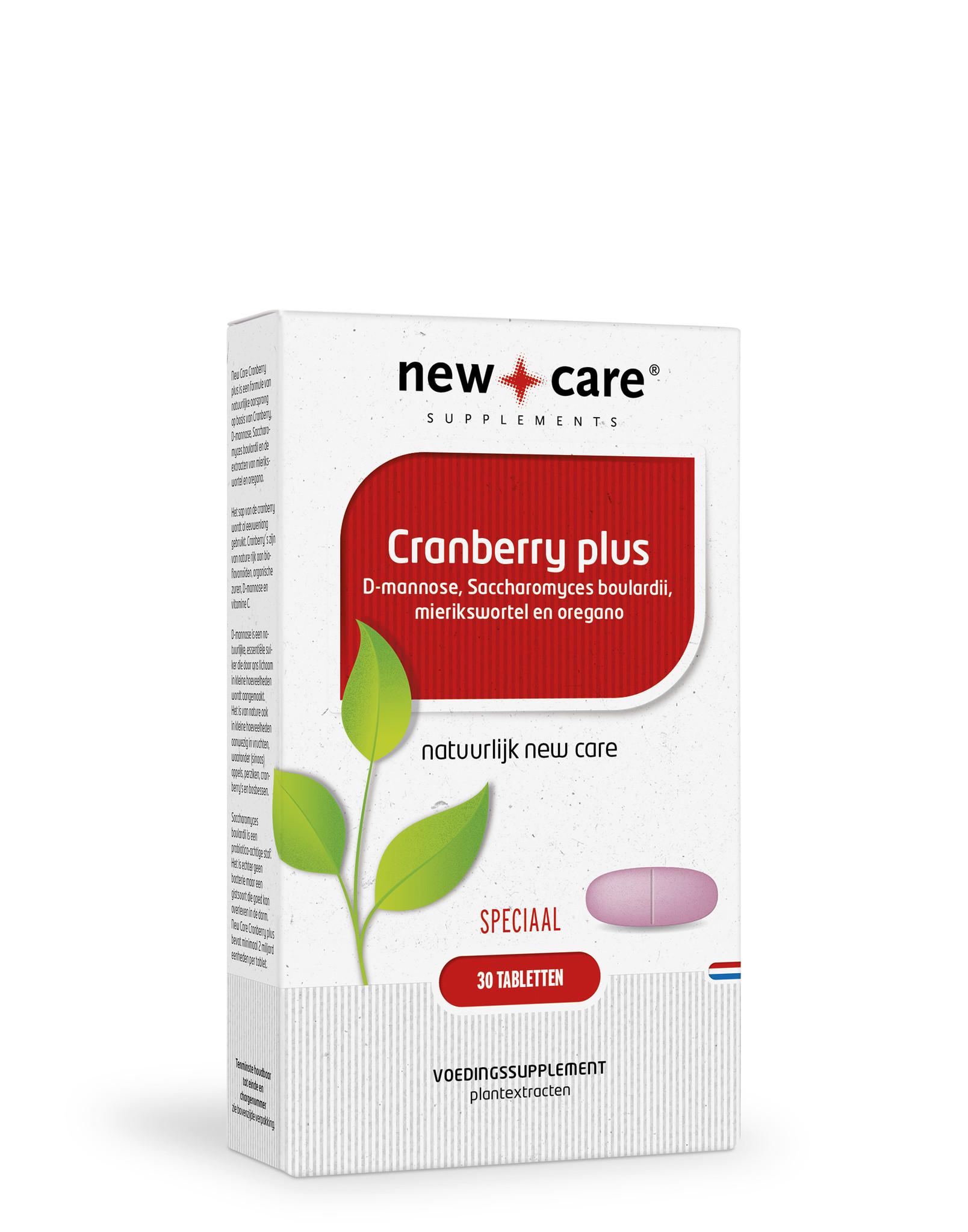 Cranberry plus (30 tabletten)