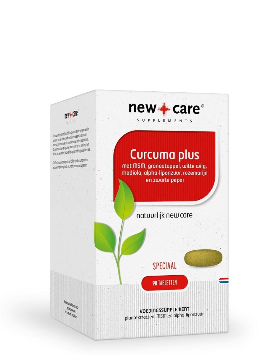 Curcuma plus (90 tabletten)