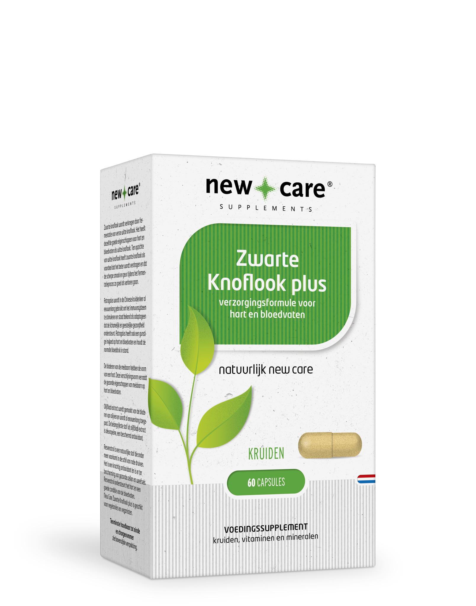 Zwarte Knoflook Plus (60 capsules)