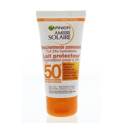 Garnier Ambre solaire on the go SPF50 tube (50 ml)