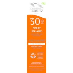 Lab de Biarritz Algamaris Zonnebrand spray SPF30 biologisch (100 ml)