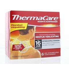 Thermacare Promopack nek schouder pols (6 stuks)