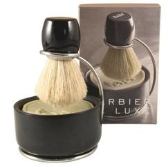 Aleppo Soap Co Barbier scheerset luxe (1 set)