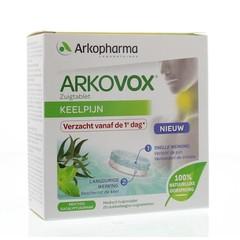 Arkovox Menthol eucalyptus keelpastille (20 tabletten)
