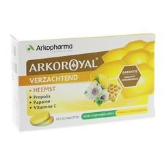 Arko Royal Royal keel pastilles (24 pastilles)