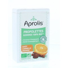 Aprolis Propolis kaneel - sinaasappel bio (50 gram)