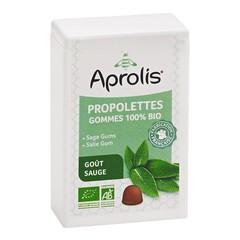 Aprolis Propolettes met salie bio (50 gram)