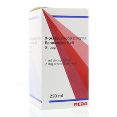 Mainit X Praep siroop 2 mg/ml (250 ml)