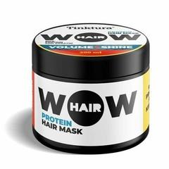 Tinktura Wow volume & shine hair mask protein & keratin (250 ml)