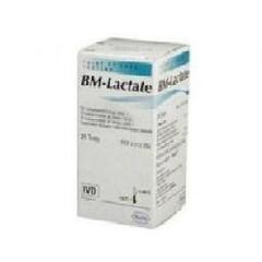 Accutrend Lactaat BM strips (25 stuks)