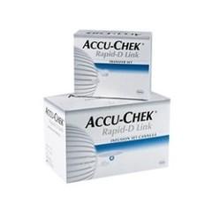 Accu Chek Rapid-d link 100 cm (10 stuks)