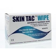 Diversen Skin tac wipe MS407W (50 stuks)
